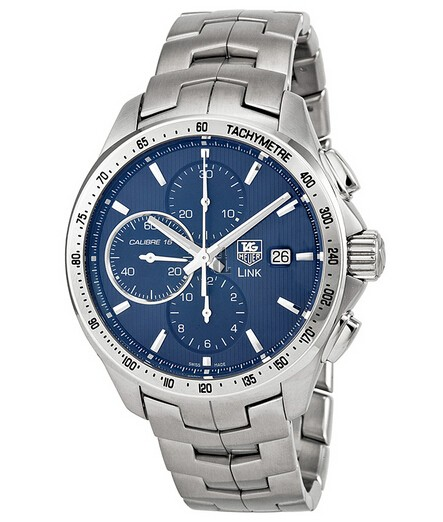 Replica TAG Heuer Link Calibre 16Automatic Chronograph43 mm CAT2015.BA0952