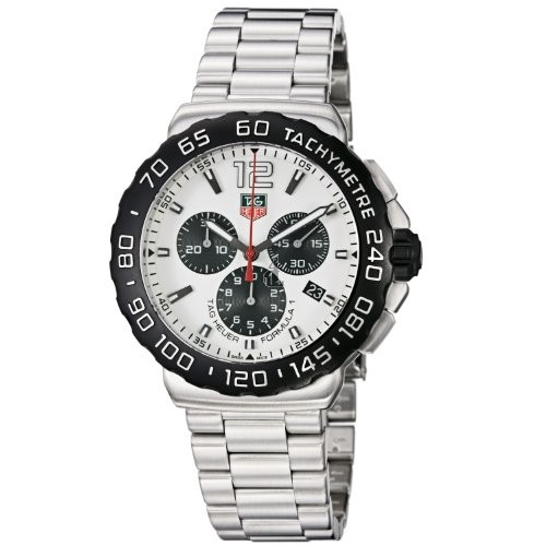 Replica Tag Heuer Formula 1 Chronograph Stainless Steel Watch CAU1111.BA0858