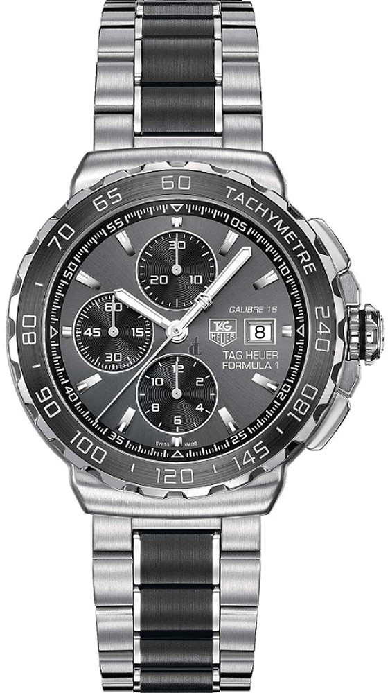 Replica Tag Heuer Formula 1 Calibre 16Automatic Chronograph44 mm CAU2010.BA0873