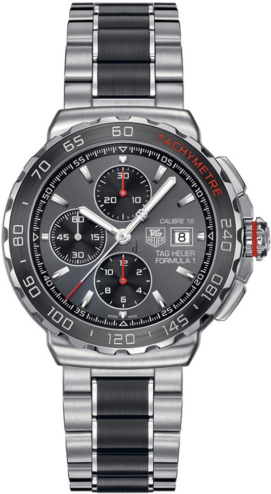 Replica Tag Heuer Formula 1 Calibre 16Automatic Chronograph44 mm CAU2011.BA0873