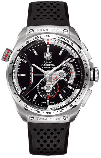 Replica TAG Heuer Grand Carrera Automatic Calibre 36 RS Caliper Chronograph CAV5115.FT6019