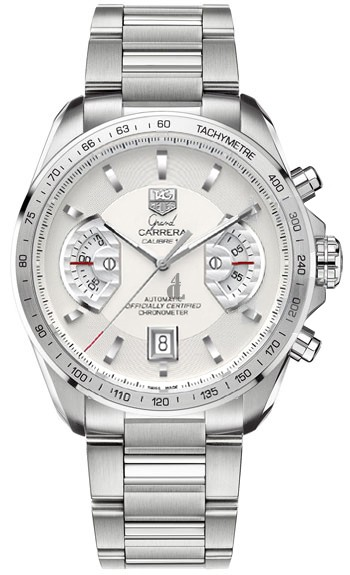 Replica TAG Heuer Grand Carrera Calibre 17 RS Automatic Chronograph 43 mm CAV511B.BA0902