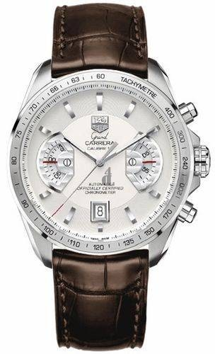 Replica TAG Heuer Grand Carrera Calibre 17 RS Automatic Chronograph 43 mm  CAV511B.FC6231