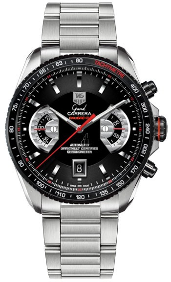 Replica TAG Heuer Grand Carrera Calibre 17 RS Automatic Chronograph CAV511C.BA0904