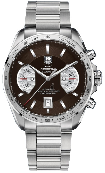Replica TAG Heuer Grand Carrera Calibre 17 RS Automatic Watch CAV511E.BA0902