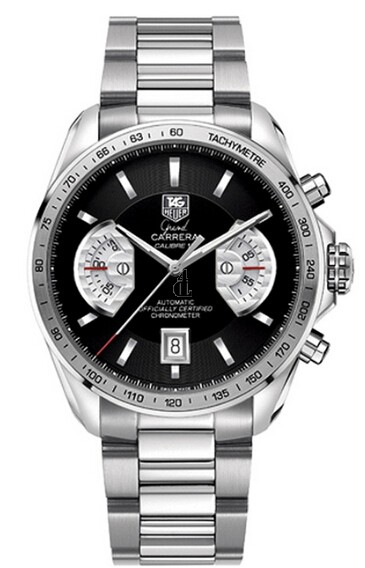 Replica TAG Heuer Grand Carrera Calibre 17 RS Automatic Chronograph CAV511G.BA0905
