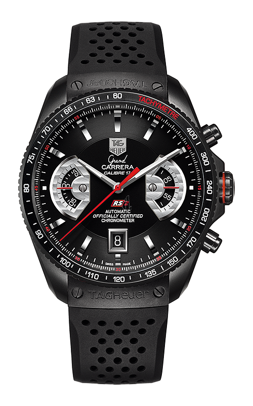 Replica TAG Heuer Grand Carrera Calibre 17 RS2 Automatic Chronograph 43 mm CAV518B.FT6016