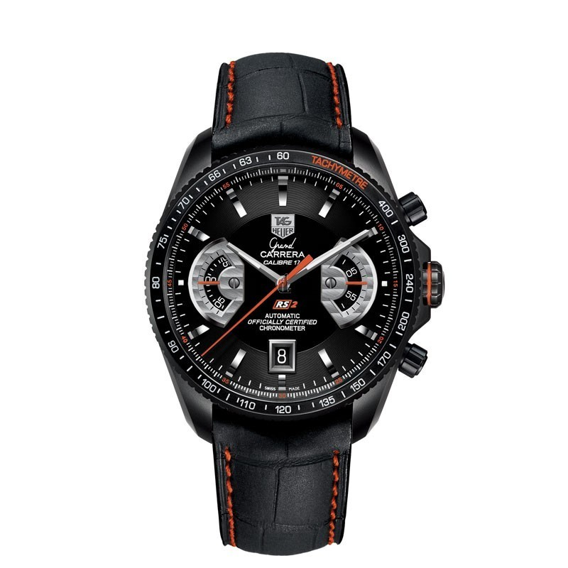 Replica TAG Heuer Grand Carrera Calibre 17 RS2 Automatic Chronograph 43 mm CAV518K.FC6268