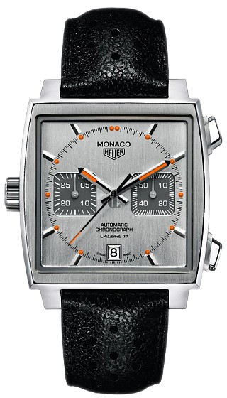 Replica TAG Heuer Monaco Calibre 11 Limited Edition Automatic Chronograph 39 mm  CAW211C.FC6241