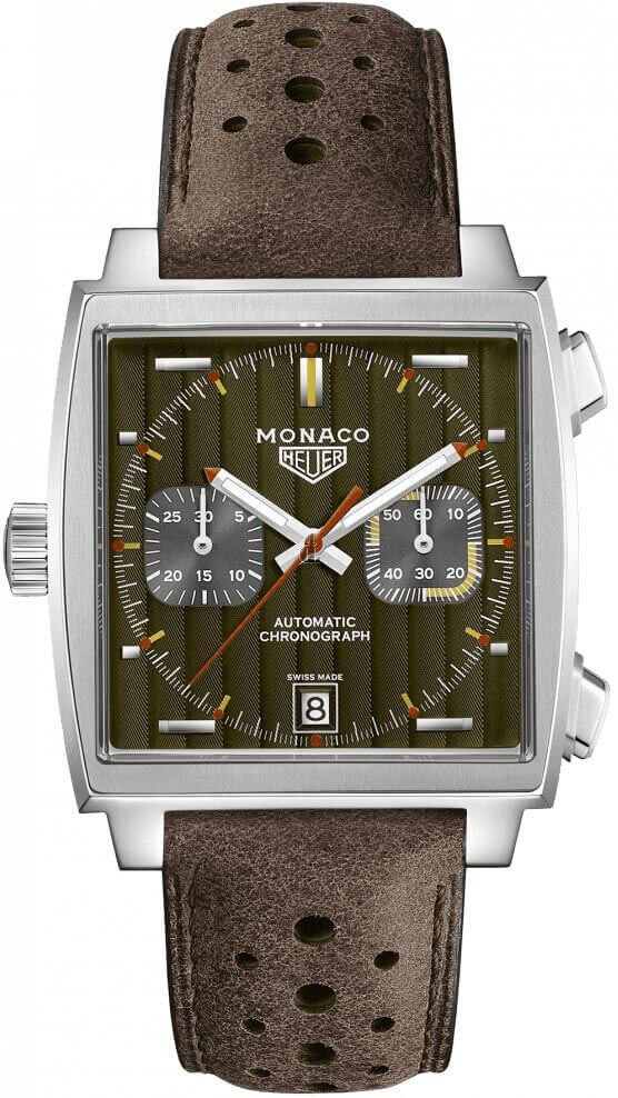 Tag Heuer Monaco Chronograph Mens Watch CAW211V.FC6466 replica