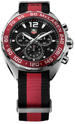 Replica Tag Heuer Formula 1 McLaren Limited Edition Mens Watch CAZ1112.FC8188