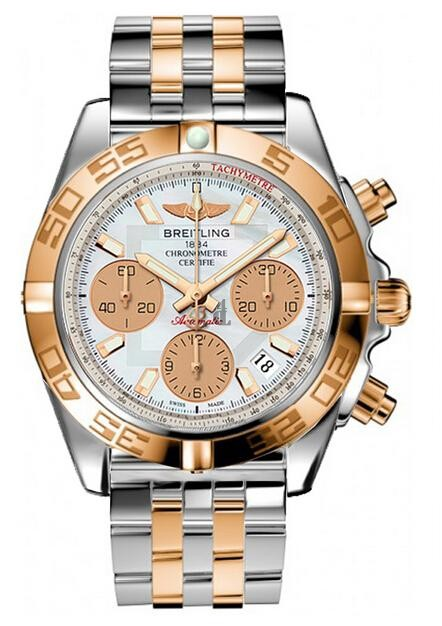 Breitling Chronomat 41 Automatic Watch CB014012/A722-378C  replica.