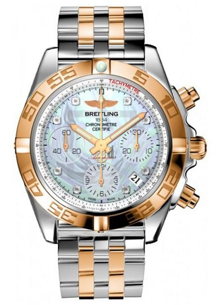 Breitling Chronomat 41 Automatic Watch CB014012/A723-378C  replica.