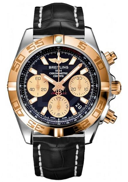Breitling Chronomat 41 Automatic Watch CB014012/BA53-728P  replica.
