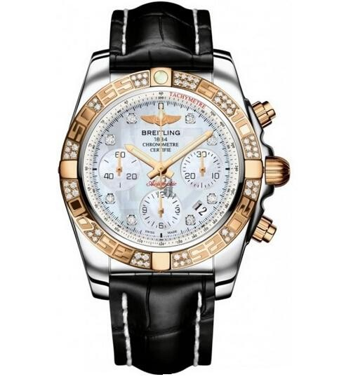 Breitling Chronomat 41 Mens Watch  CB0140AA/A723  replica.
