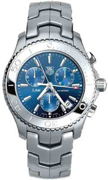 Replica Tag Heuer Link Quartz Chronograph Mens Watch CJ1112.BA0576