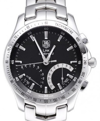 Replica TAG Heuer Link Calibre S Chronograph Automatic Watch  CJF7112.BA0596