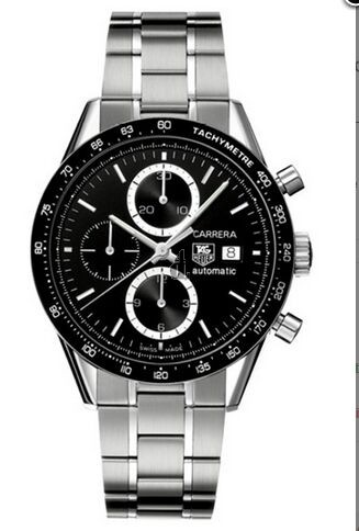 Replica Tag Heuer Carrera Calibre 16 Automatic Chronograph CV2010.BA0794