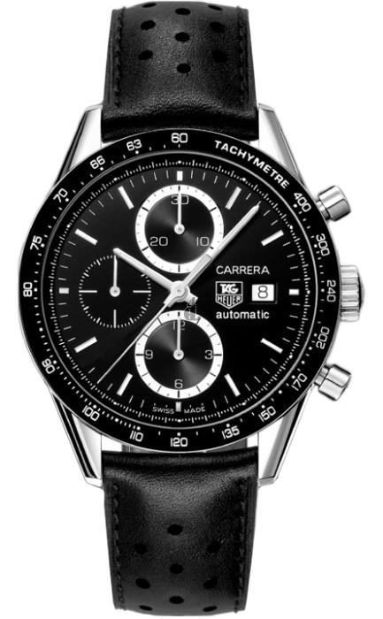 Replica Tag Heuer Carrera Calibre 16 Automatic Chronograph 41mm CV2010.FC6233