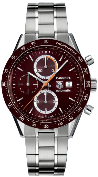 Replica Tag Heuer Carrera Calibre 16 Automatic Chronograph CV2013.BA0794