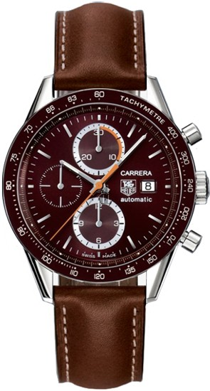 Replica Tag Heuer Carrera Automatic Chronograph CV2013.FC6206