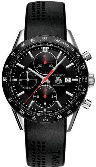 Replica Tag Heuer Carrera Automatic Chronograph CV2014.FT6007