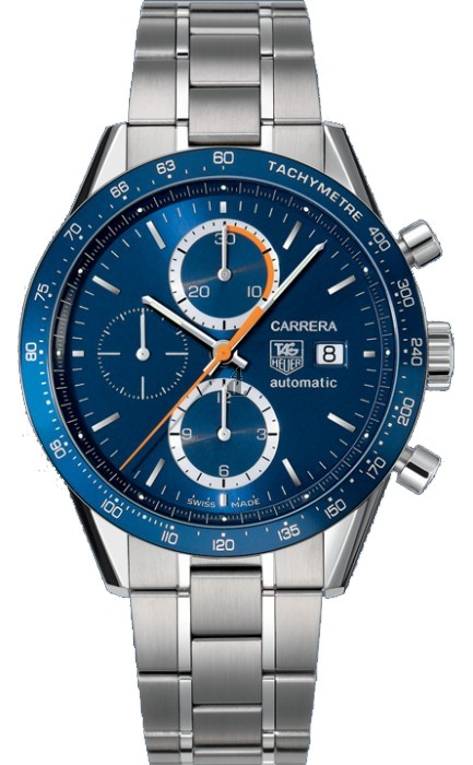 Replica Tag Heuer Carrera 40th Anniversary Legend Watch CV2015.BA0794