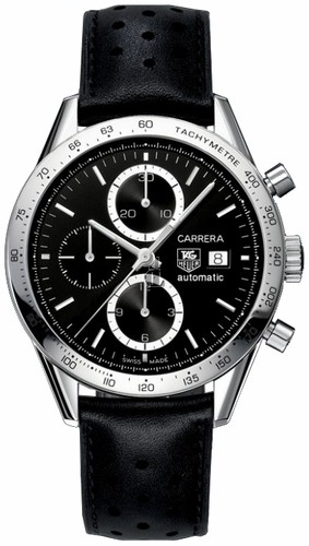 Replica Tag Heuer Carrera Automatic Chronograph Mens Watch CV2016.FC6233