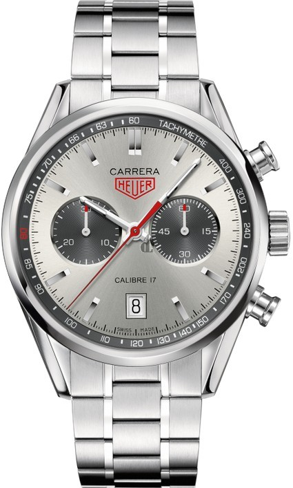 Replica Tag Heuer Carrera Jack Heuer Caliber 17 Automatic Limited Edition CV2119.BA0722