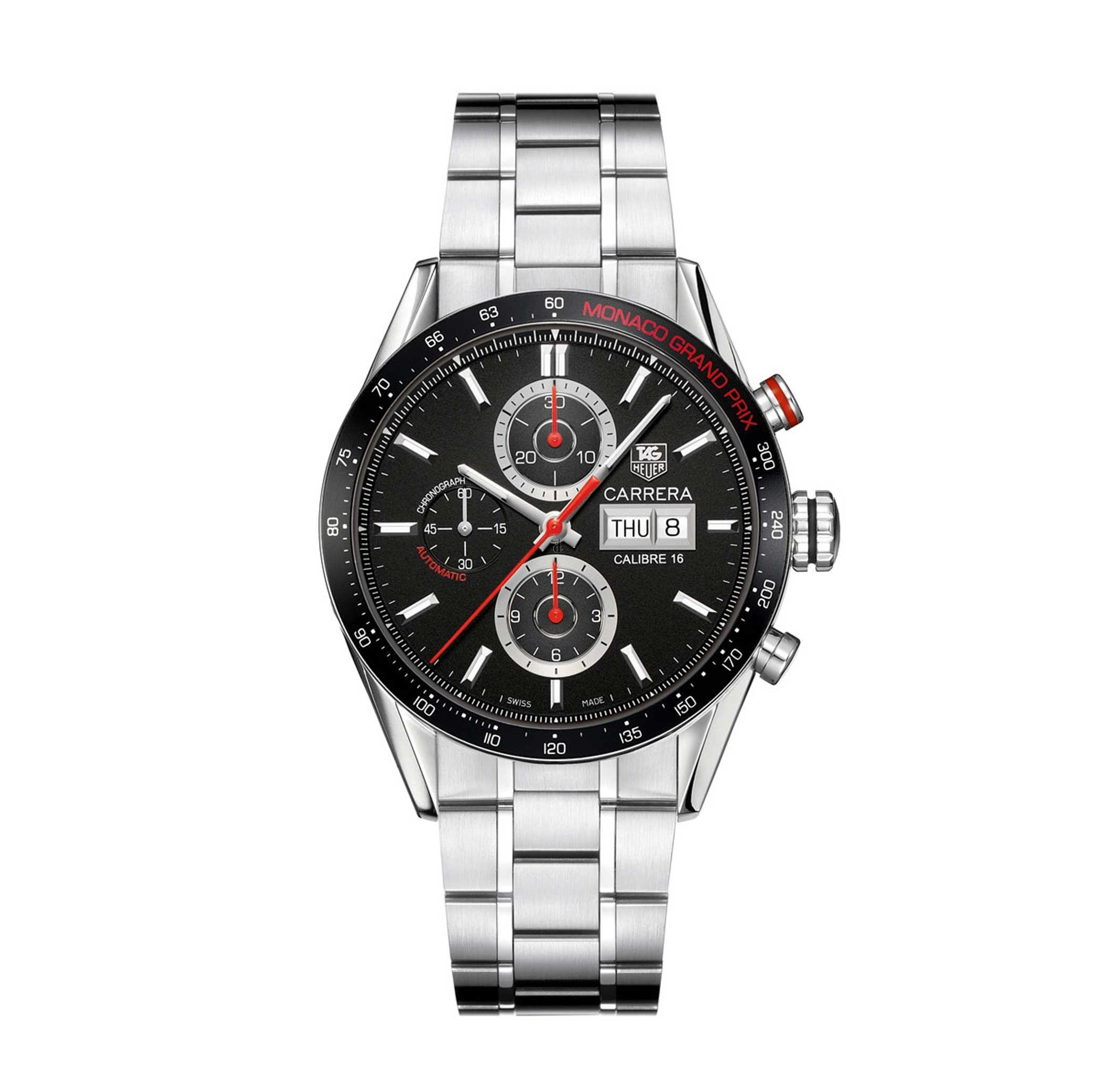 Replica TAG Heuer Carrera Calibre 16 Monaco Grand Prix Automatic CV2A1F.BA0796