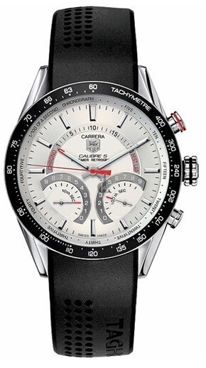 Replica Tag Heuer Carrera Calibre S Electro-Mechanical Lap timer Mens Watch CV7A11.FT6012