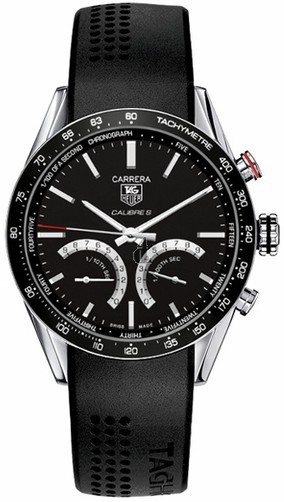 Replica Tag Heuer Carrera Calibre S1/100 Laptimer Watch CV7A12.FT6012