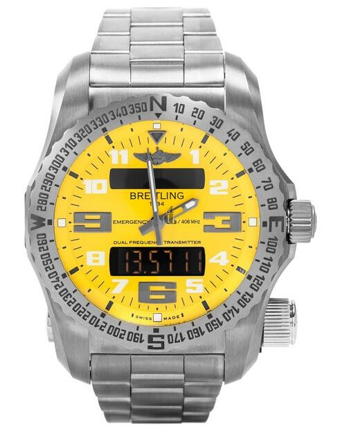 Breitling Emergency II Watch E76325A4/I520-159E  replica.
