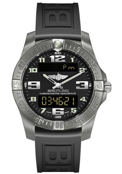 Breitling Professional Aerospace Evo Watch E7936310/BC27 152S  replica.