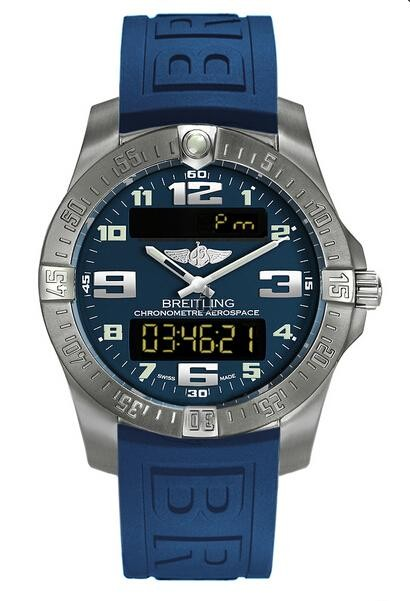 Breitling Professional Aerospace Evo Watch E7936310/C869 158S  replica.