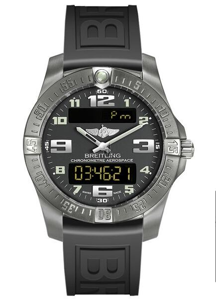 Breitling Professional Aerospace Evo Watch E7936310/F562 153S  replica.