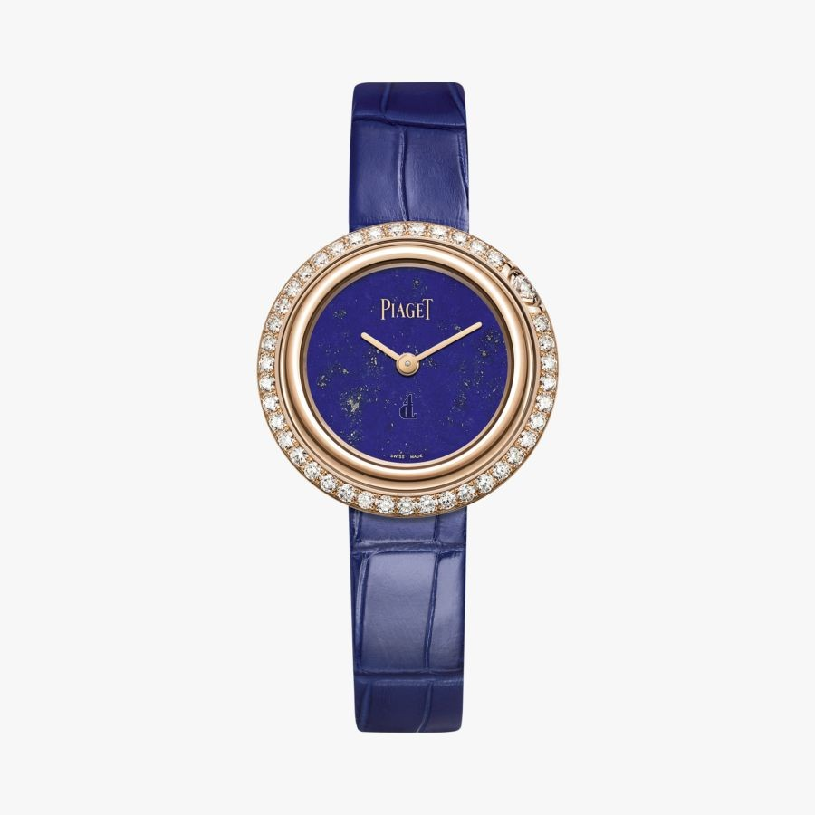 Piaget Possession Ladies Blue Leather G0A43086