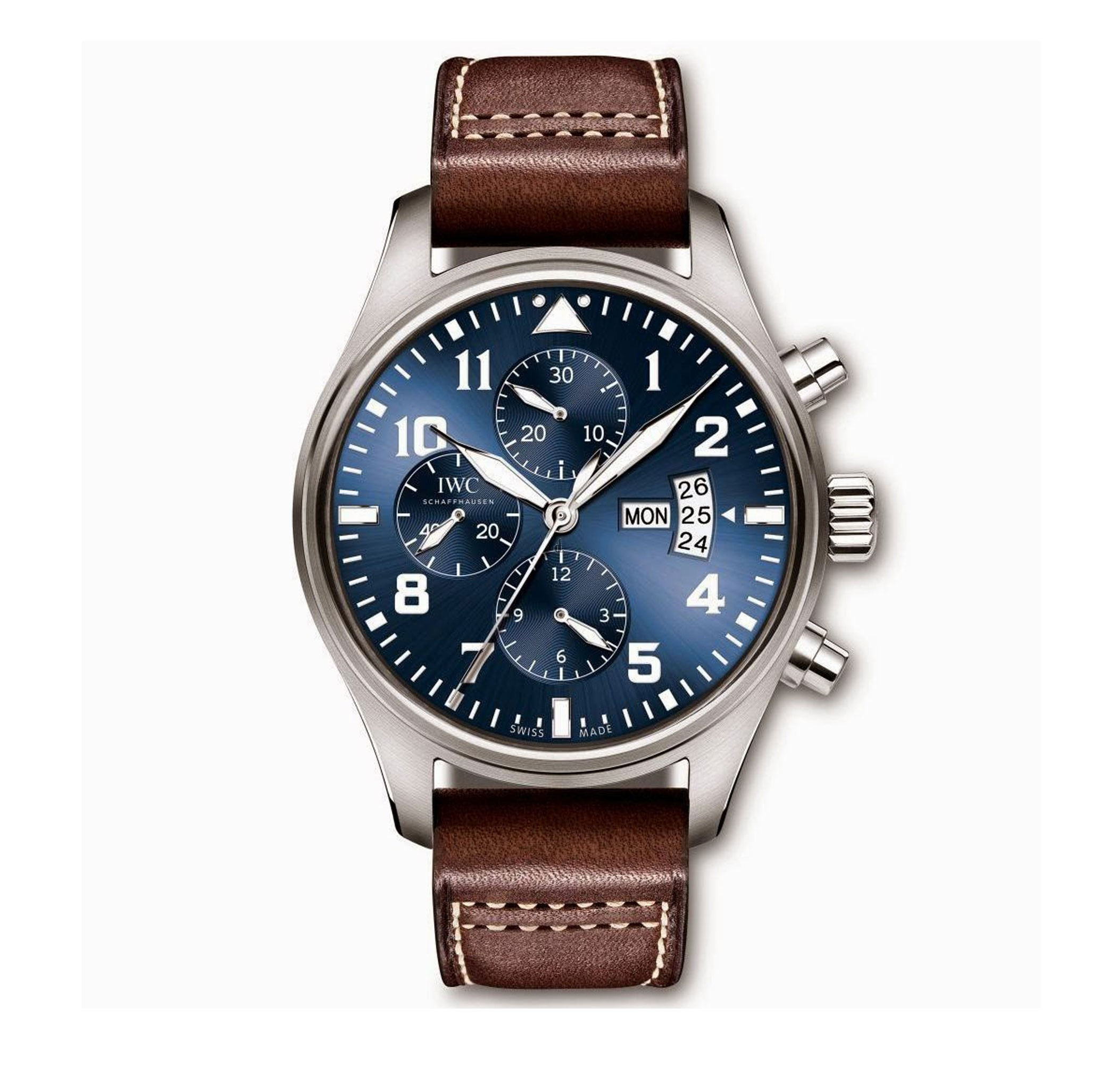 Cheap IWC Pilot's Chronograph Edition Le Petit Prince IW377706 fake.
