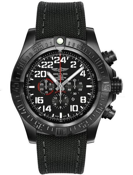 Breitling Super Avenger II Mens Watch M2233010/BC91 100W  replica.