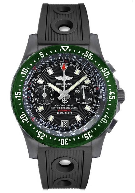 Breitling Professional Skyracer Raven Watch M27363A3/B823 200S  replica.