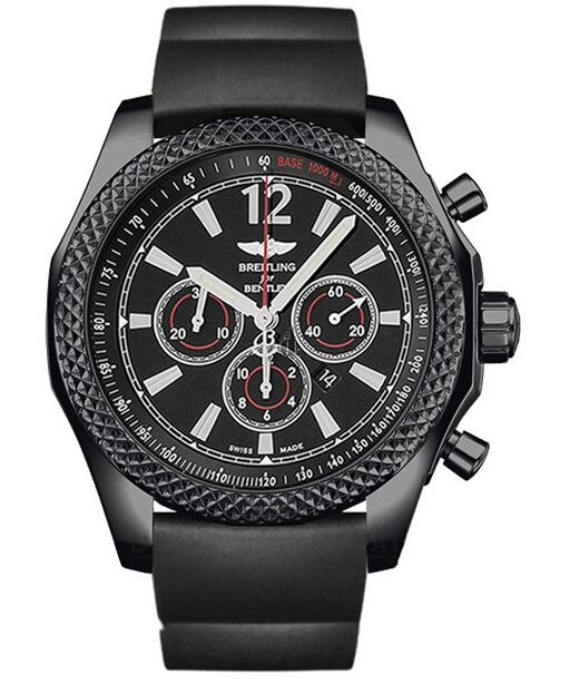 Breitling Bentley Barnato 42 Midnight Carbon Watch M4139024/BB85/217S  replica.