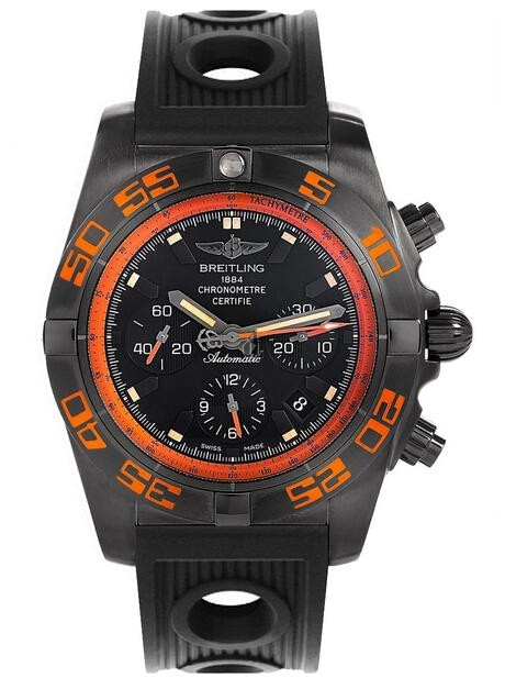 Breitling Chronomat 44 Raven Watch MB0111C2/BD07-200S  replica.