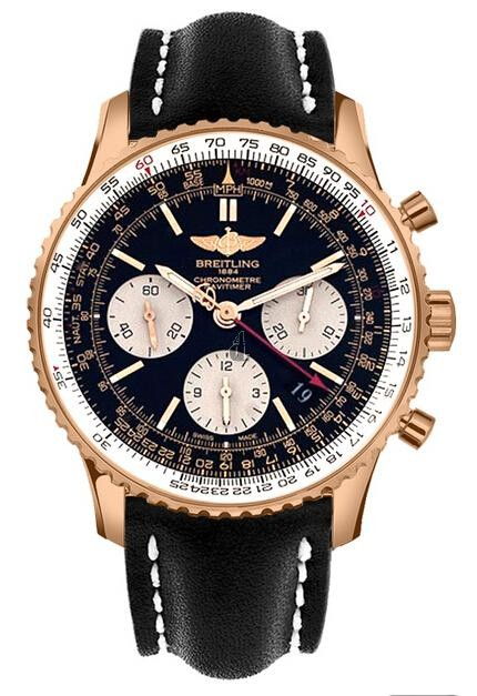 Breitling Navitimer 01 46mm Watch RB012721/BD10 444X  replica.