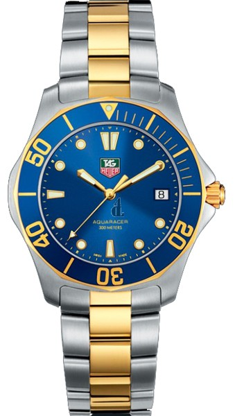 Replica Tag Heuer Aquaracer Quartz Mens Watch WAB1120.BB0802