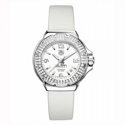 Replica Tag Heuer Formula 1 ladies watches WAC1215.BC0844