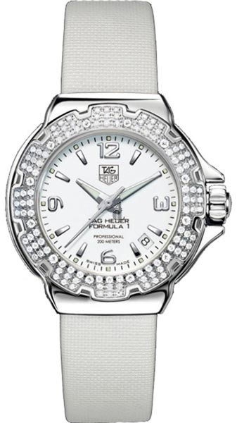 Replica Tag Heuer Formula 1 Ladies Watch WAC1215.FC6219