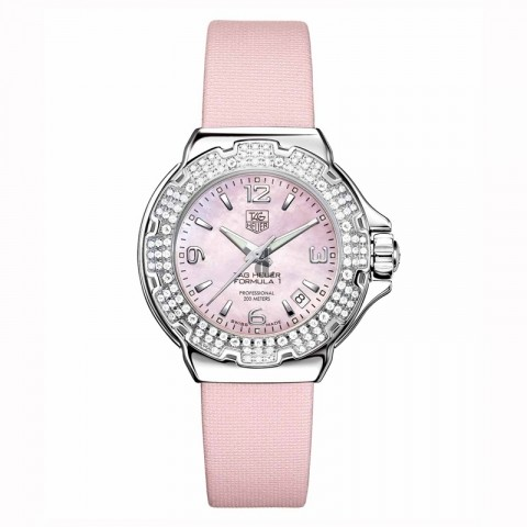 Replica Tag Heuer Formula 1 Ladies Watch WAC1216.BC0845