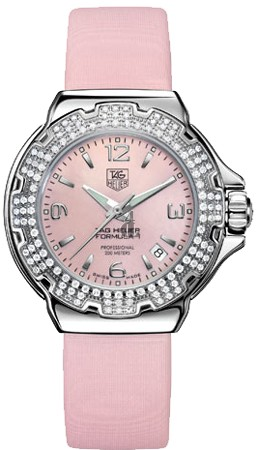 Replica Tag Heuer Formula 1 Ladies Watch WAC1216.FC6220