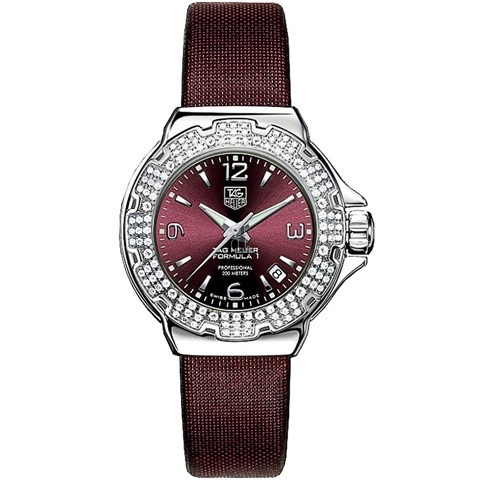Replica Tag Heuer Formula 1 ladies watches WAC1216.FC6223
