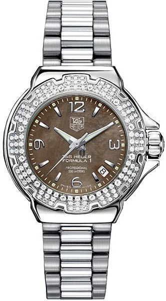 Replica Tag Heuer Formula 1 Ladies Watch WAC1217.BA0852